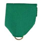 Fiesta Favors & Prizes Green Ribbon Drape Image