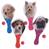 Favors & Prizes Puppy Paddle Balls Image