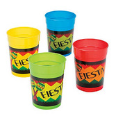 Fiesta Table Accessories Plastic Fiesta Cups Image
