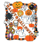 Halloween Decorations Halloween Decorating Kit Image