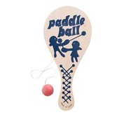 Favors & Prizes Paddle Balls Image