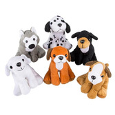 Favors & Prizes Dog Plush Image