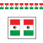 Cinco de Mayo Decorations Mexican Flag Banner Image