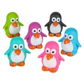Favors & Prizes Mini Rubber Penguins Image