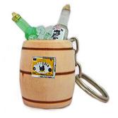 Cinco de Mayo Decorations Beer Barrel Keychain Image
