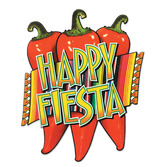 Cinco de Mayo Decorations Happy Fiesta Chili Cutout Image