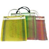 Cinco de Mayo Decorations Small Striped Mesh Bag Image