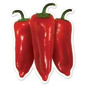 Cinco de Mayo Decorations Mini Chili Pepper Cutouts Image