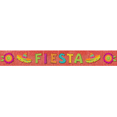 Cinco de Mayo Decorations Fiesta Giant Glitter Banner Image