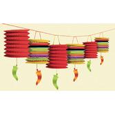 Cinco de Mayo Decorations Fiesta Lantern Garland Image