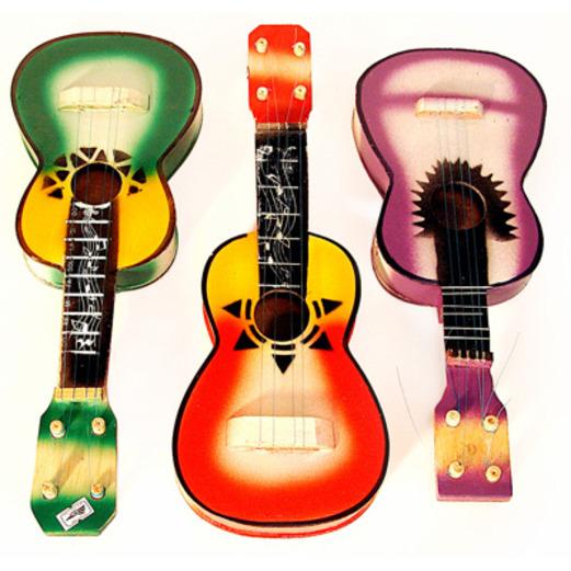 Cinco De Mayo Decorations Mexican Guitar