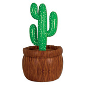 Cinco de Mayo Decorations Inflatable Cactus Cooler Image