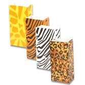 Jungle & Safari Gift Bags & Paper Safari Gift Bags  Image