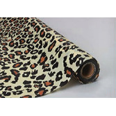 Jungle & Safari Table Accessories Leopard Table Roll Image