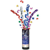 Birthday Party Decorations Multicolor Confetti Burst Image