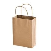 Gift Bags & Paper Medium Gift Bags Kraft Brown Image