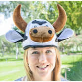 Western Hats & Headwear Cow Head Hat Image