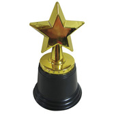 Awards Night & Hollywood Favors & Prizes Star Trophy Image