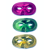 Mardi Gras Party Wear Mardi Gras Half Masks Image