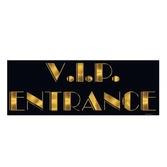 Awards Night & Hollywood Decorations VIP Entrance Sign Image