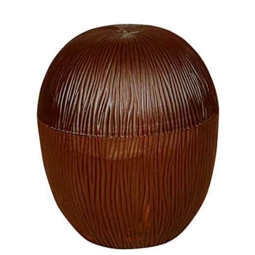 Luau Table Accessories Coconut Cup Image