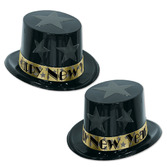 New Years Hats & Headwear New Year Star Topper Gold Image