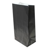 Halloween Gift Bags & Paper Black Paper Sacks Image