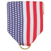 4th of July Favors & Prizes U.S.A. Flag Ribbon Drape Image