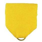 Cinco de Mayo Yellow Ribbon Drape Image