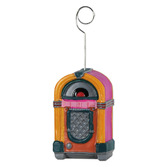 Fifties Decorations Jukebox Photo Holder Image
