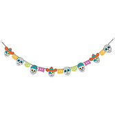 Day of the Dead Decorations Day of the Dead Felt Garland Image