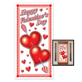 Valentine's Day Decorations Valentine's Day Door Cover Image