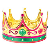 Mardi Gras Hats & Headwear King's Crown Image