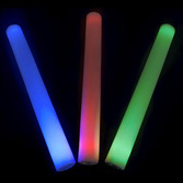 Glow Lights Light Up Foam Baton Image