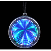 Glow Lights Flashing Tunnel Necklace Image