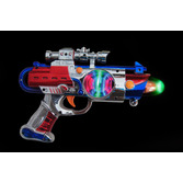 Glow Lights Light Up Space Revolver Image