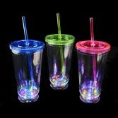 Glow Lights LED Plastic Tumbler Image