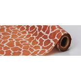 Jungle & Safari Table Accessories Giraffe Table Roll Image