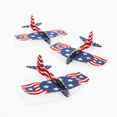 4th of July Favors & Prizes Patriotic Gliders Image