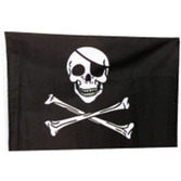 Pirates Decorations 3x5 Pirate Flag Image
