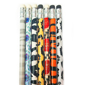 Jungle & Safari Favors & Prizes Animal Print Pencils Image