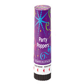 New Years Decorations Plastic Jumbo Party Popper Image