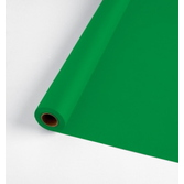 St. Patrick's Day Table Accessories 250' Table Roll Green Image