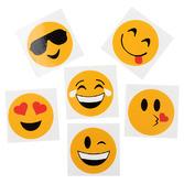Favors & Prizes Emoji Tattoos Image