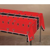 Sports Table Accessories Texas Tech Plastic Table Cover Image