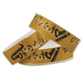 WB Tyvek Wristbands Jazz Image