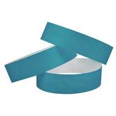 WB Tyvek Wristbands Aqua Image