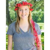 Cinco de Mayo Hats & Headwear Red Flower Crown Image