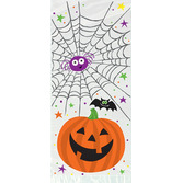 Halloween Gift Bags & Paper Pumpkin Pals Cellophane Bags Image