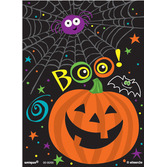 Halloween Gift Bags & Paper Pumpkin Pals Treat Bags Image